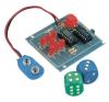 Conrad LED-es dobókocka fém szerelőjáték