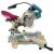 Makita Makita LS0714FL gérvágó, 1010 W; 190 mm