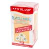 Naturland Kamillavirág tea 20 x 1,6 g filteres