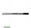 dekopírlap, 5db, univerzális befogás, HCS; 126×9×1,5mm, 4mm fogtáv, kösz. fogak, egyenes durva gyorsvágás, puhafához, fa fűrészlap