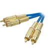 Kábel 2 RCA/2 RCA 5 m SPEAKA