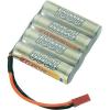 Conrad Energy NiMH Mignon (AA) 4.8V / 1800mAh Side by Side kivitelű BEC csatlakozóval ellátott vevő akkupack
