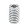 Toolcraft belső kulcsnyílású műanyag hernyócsavar, M5 x 10 mm, DIN 913, 10 db