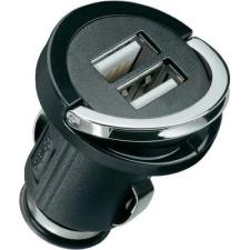Cabstone Cabstone szivargyújtós USB töltő, dupla, 12/24V 2x5V 2,1A elektromos alkatrész