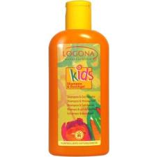 Logona Kids sampon és tusfürdő 200ml babafürdető, babasampon