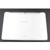 Samsung P7500 Galaxy Tab 10.1 3G hátlap (akkufedél) fehér (16GB)*