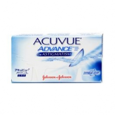 Johnson & Johnson Acuvue Advance For Astigmatism 6 db kontaktlencse