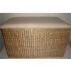 185-74/N - rattan bútorok, szennyestartó