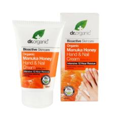Dr. Organic Bio Manuka mézes kéz- és körömápoló kézápolás