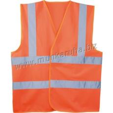 Coverguard Fluo jól láthatósági mellény, 2 kereszt, 1 hosszanti csík,. . . narancs színben