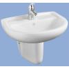 Alföldi Bázis mosdó 60cm fúrt fehér 4191 60