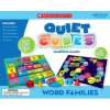 Quiet Cubes Learning Games: Word Families
