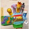 Hand-Puppet Board Book: Noah's Ark