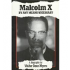 Biography: Malcolm X by Walter Dean Myers