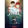 Amulet: The Stonekeeper by Kibuishi, Kazu