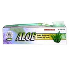 Dr Chen aloe fogkrém + fogkefe fogápoló szer