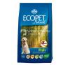 Ecopet Natural Adult Mini Fish 2,5 kg kutyaeledel