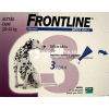 Frontline Spot On Kutyáknak L 1 pipetta