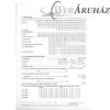 Igazolólap a munkanélküli járadék megállapításához