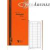 Kézbesítő könyv 100 lapos C.5230-29
