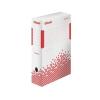 ESSELTE Archiváló doboz, A4, 100 mm, újrahasznosított karton,