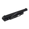 Powery Utángyártott akku Samsung Q318-DS02 fekete 6600mAh