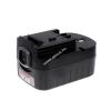 Powery Utángyártott akku Black & Decker típus Slide Pack FIRESTORM A14 japán cellás