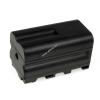 Powery Utángyártott akku Sony videokamera CCD-TR716 4600mAh