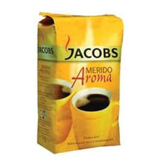 JACOBS Kávé, pörkölt, szemes, vákuumos csomagolásban, 1000 g, JACOBS