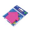 DONAU Öntapadó jegyzettömb, nyíl alakú, 50 lap, DONAU, rózsaszín