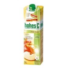 Hohes C Gyümölcslé, 100%, 1 l, HOHES C