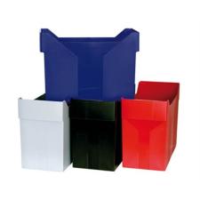 DONAU Függőmappa tároló, műanyag, DONAU, fekete mappa