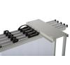 ROCADA Tartó karok görgős tervrajztároló állványhoz (A0 mérethez), ROCADA irodabútor