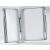TARIFOLD Bemutatótábla tartó, fali, 10 db bemutatótáblával, TARIFOLD