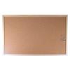 VICTORIA Parafatábla, kétoldalas, 30x40 cm, fa keret, VICTORIA
