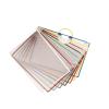 TARIFOLD Bemutatótábla, A4, műanyag, TARIFOLD, piros