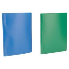 "VIQUEL Bemutatómappa, 40 zsebes, A4, VIQUEL ""Standard"", zöld mappa"