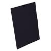 """VIQUEL Gumis mappa, 15 mm, PP, A4, VIQUEL """"Standard"""", fekete"""