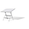 ROCADA Asztallap rajzasztalhoz 75 x 100 cm, ROCADA