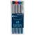 SCHNEIDER Alkoholmentes marker készlet, OHP, 0,4 mm, SCHNEIDER