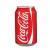 Coca cola Üdítőital, szénsavas, 0,33 l, dobozos, COCA COLA
