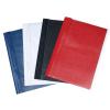 VICTORIA Gyorsfűző, kemény hátlappal, PVC, A4, VICTORIA, piros