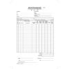VICTORIA Nyomtatvány, kiküldetési rendelvény (belföldi), 25x2, A4, VITORIA