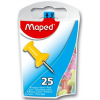 MAPED Térképtű, 10 mm, MAPED, vegyes színekben