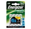 ENERGIZER Tölthető elem, AA ceruza, 4x2300 mAh, előtöltött tölthető elem