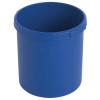 VEPA BINS Nyitott tetejű szemetes, műanyag, 30 l, VEPA BINS, kék