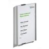 Bemutató tábla Durable Információs 149x297 mm