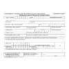 Perinatális halottvizsgálati bizonyítvány 6 lapos garnitúra