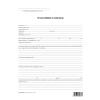 Orvosi látlelet és vélemény szabadlap A/4 négyoldalas