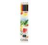 ICO Süni színes ceruza készlet 6 szín színes ceruza